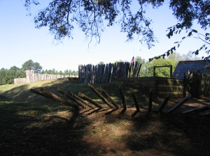 Stockade Fort Ninety Six