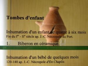 Roman drinking cup