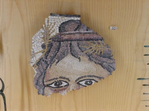 Fragment of a Roman Mosaic from Aventicum