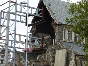 Christchurch Cathedral today